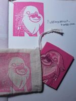 Lion - Steven Universe - Stamp by Puddincakes