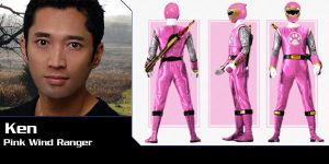 Ninja Storm male Pink, for Dishu by Andruril93