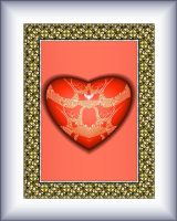 Frame and Heart by renatamag