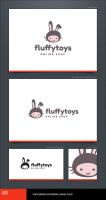 Fluffy Toys Logo Template by LogoSpot