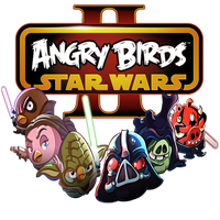 Angry Birds Star Wars II by POOTERMAN