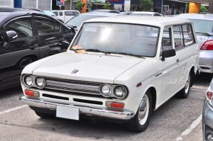 Another Datsun Van by zynos958