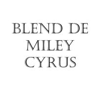 Miley nuevos shoot blend by onlmileyrcyrus