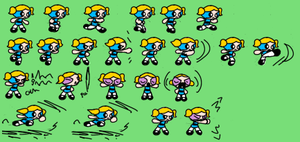 Bubbles Sprites by tifu