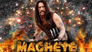 Machete - The Film (Wallpaper) by GustavoHRG