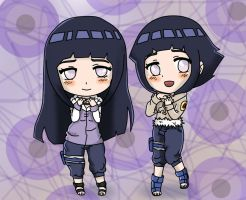 me, myself that's Hinata by sozine2