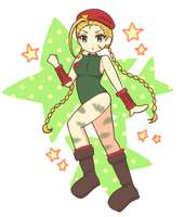 Cammy by satsuma0816