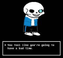 Sans by readthishit