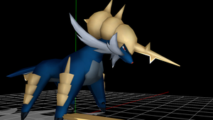 MMD samurott download [UPDATED: 19-11-2013] by PaopuFruitLover