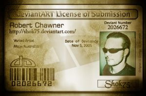 shok devID license by shok75