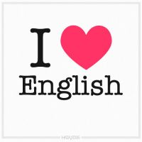 I Love English by HAZARDOS