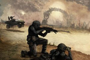 ODST by DanilLovesFood