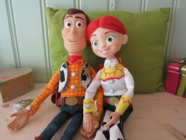 We belong together by toystoryfanatic