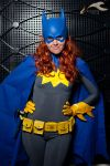 KatsuCon 2012 - Justice League | Batgirl by elysiagriffin