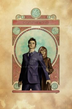 Doctor Who: Companions - Tennant and Donna by KPants