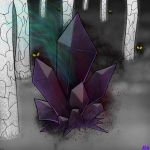 Dark Crystals in a White Forest - Bio by Jestloo