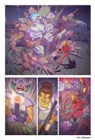 Bartkira by tom-monster