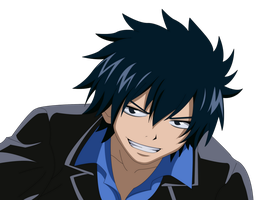 Gray Fullbuster by Cantrona