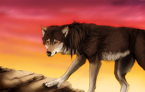 The Return og the King by wolf-minori
