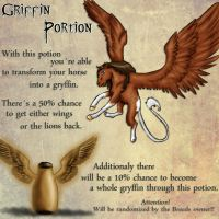 Griffin Portion by Kysan