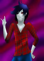 Marshall Lee by ZzZNelliezZz