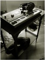 Korg and Shoes 001 by LordD