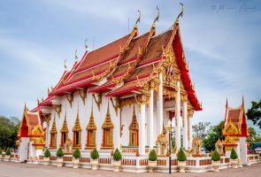 Chalong Temple by beloved16