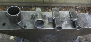 Set of pipe tools by ipneto