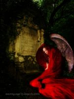 Mourning Angel by design-by-devlin