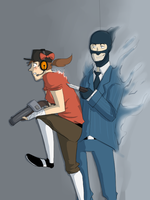 TF2 Request- What do we have here? by o-Kairos-o
