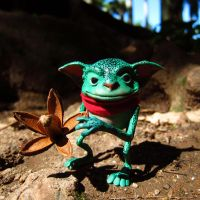 New goblin by IgorSan