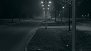 lonely Ways-----------Hans-Grade-Allee by Weiermueller