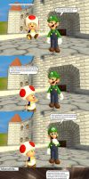 Toad's New Game by MeltingMan234