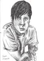 Tom Delonge by Super-Midget