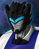 TFP Jazz concept by Wrecker-lady