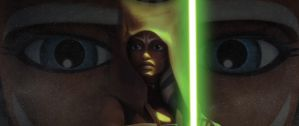 In The Eyes Of A Jedi by DiamondLegacy