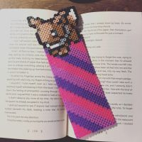 Eevee Bookmark by cursedcrown96