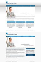 Real Estate WebDesign updated by arscube