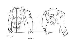 Dark Shift_Naruto Jacket by mattwilson83