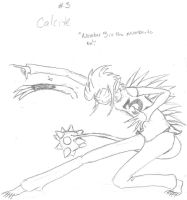 Number 3: Calcite by KagamiShinami