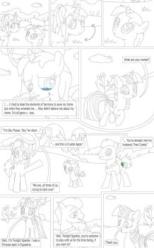 (Draft) A Second Chance: Fimfic Comic - Page 5 by DarkofSTP