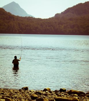 Just Fly Fishing patagonia by LemmeLucas