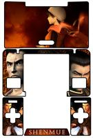 Shenmue DS Skin by ReneidKlein