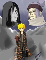 Naruto The Puppeteer by MegaDarkly