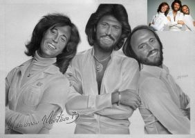 BEE GEES by hemerson05