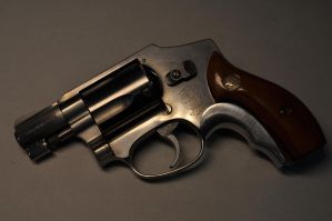 Smith and Wesson Model 42 by ComradeSniper