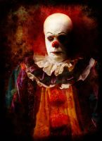 Pennywise by Butter-Bot