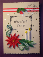 Quilling - card 121 by Eti-chan