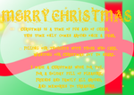 Christmas Project for the Holiday card project by cadencetheflamehaze