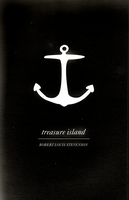 Treasure Island Cover Redesign by harajukumatt
